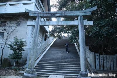 東雲神社(松山市丸之内)5