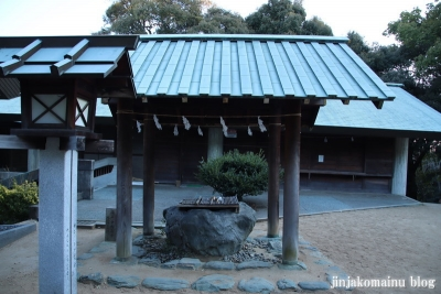東雲神社(松山市丸之内)6