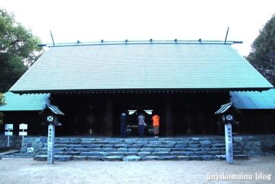 東雲神社(松山市丸之内)7