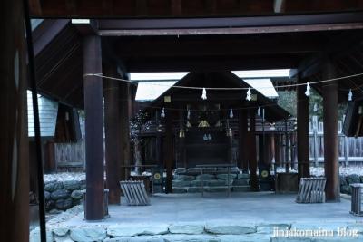 東雲神社(松山市丸之内)8