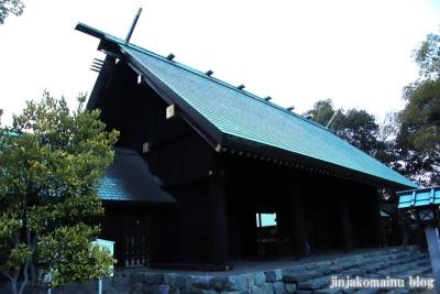 東雲神社(松山市丸之内)9