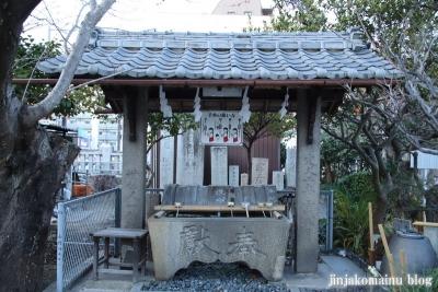 井手神社(松山市北立花町)4