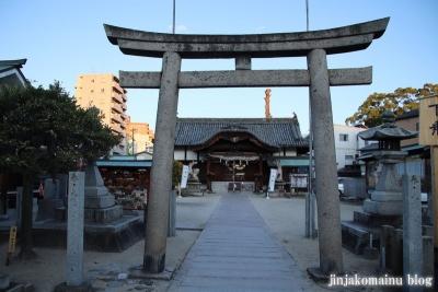 井手神社(松山市北立花町)6