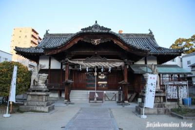 井手神社(松山市北立花町)8