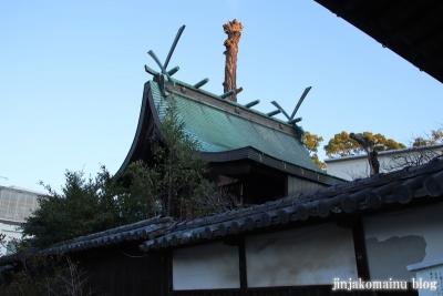 井手神社(松山市北立花町)10