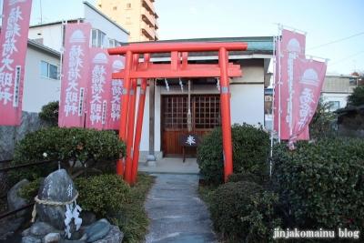 井手神社(松山市北立花町)11