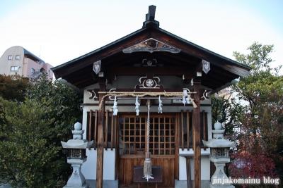 井手神社(松山市北立花町)13