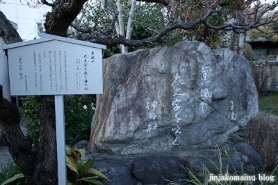 井手神社(松山市北立花町)31