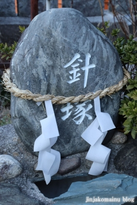 井手神社(松山市北立花町)12
