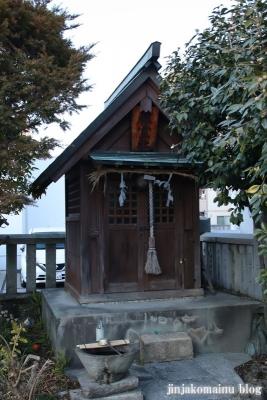 井手神社(松山市北立花町)15