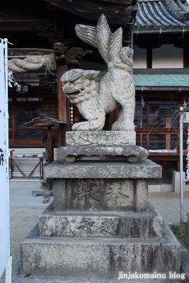 井手神社(松山市北立花町)20