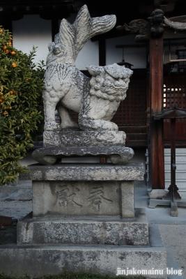 井手神社(松山市北立花町)24