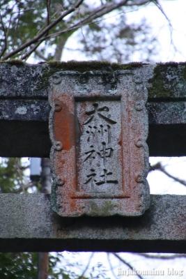 大洲神社(大洲市大洲)3