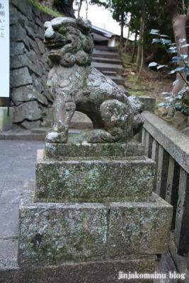 大洲神社(大洲市大洲)4