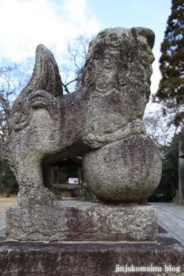 大洲神社(大洲市大洲)17