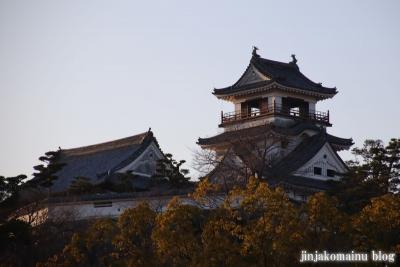 高知城(高知市丸ノ内)1