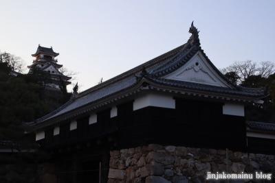 高知城(高知市丸ノ内)5