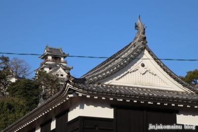 高知城(高知市丸ノ内)14