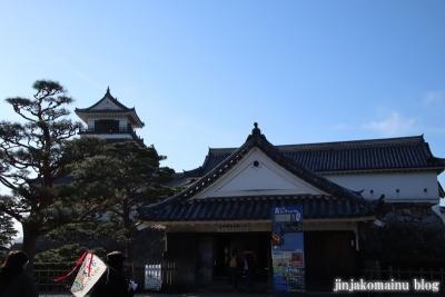 高知城(高知市丸ノ内)36