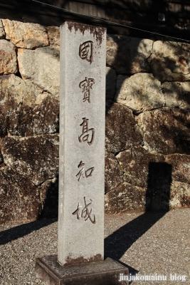 高知城(高知市丸ノ内)18