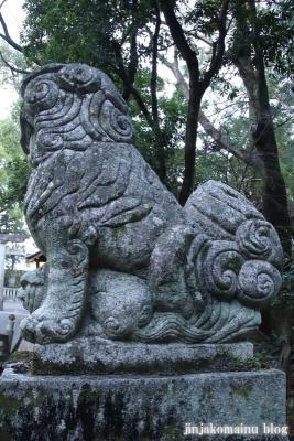 潮江江天満宮(高知市天神町)48