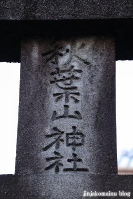 秋葉山神社(高知市玉水町)2