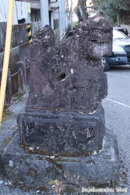 石立八幡宮(高知市石立町)7