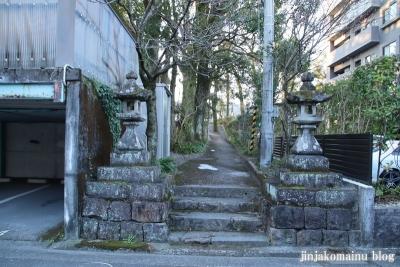 山内神社(高知市鷹匠町2-4-66)