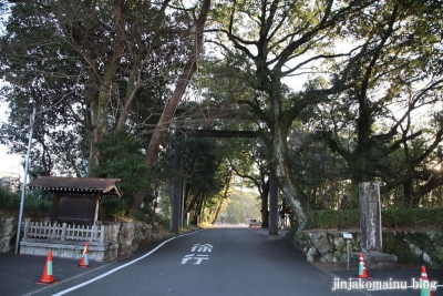 山内神社(高知市鷹匠町2-4-67)