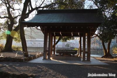 山内神社(高知市鷹匠町2-4-71)