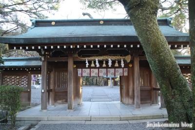 山内神社(高知市鷹匠町2-4-72)