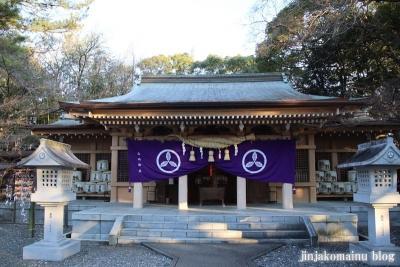 山内神社(高知市鷹匠町2-4-73)