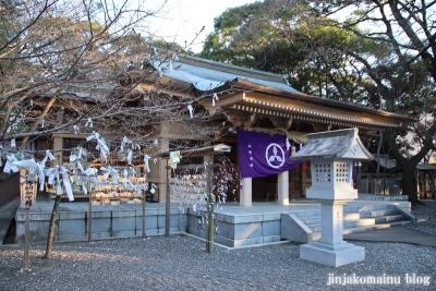 山内神社(高知市鷹匠町2-4-74)