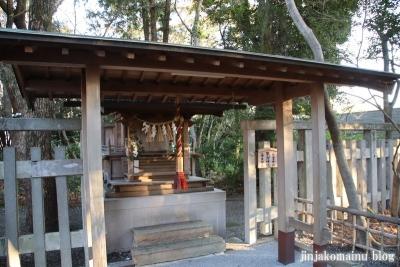 山内神社(高知市鷹匠町2-4-77)