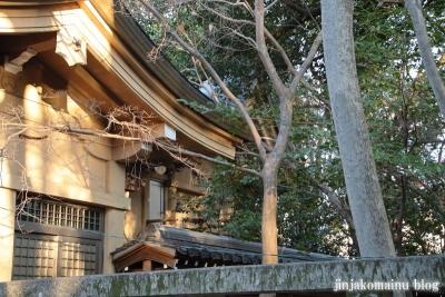山内神社(高知市鷹匠町2-4-78)