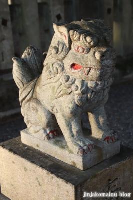 山内神社(高知市鷹匠町2-4-80)