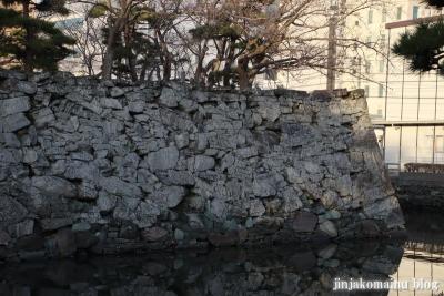 徳島城址(徳島市徳島町城内)6