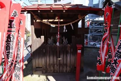 祇園白山神社  狭山市祇園10