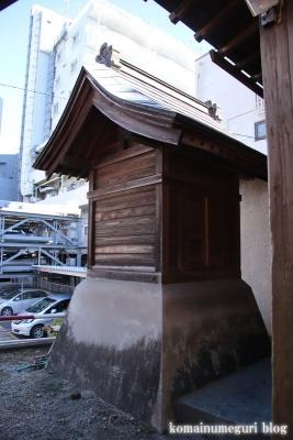 祇園白山神社  狭山市祇園8