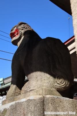 祇園白山神社  狭山市祇園14