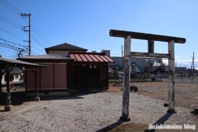 三柱神社  狭山市祇園1