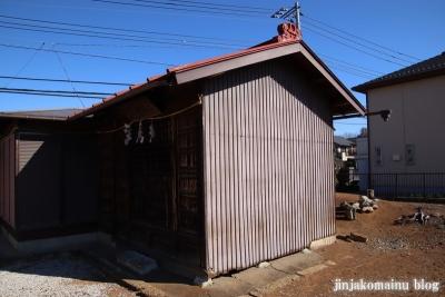 三柱神社  狭山市祇園4