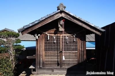 西峰稲荷神社  狭山市狭山4