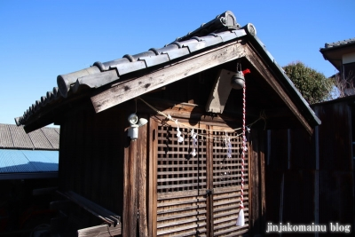 西峰稲荷神社  狭山市狭山6