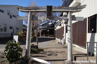 愛宕神社  狭山市狭山2