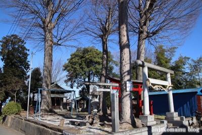 稲荷神社  狭山市狭山1