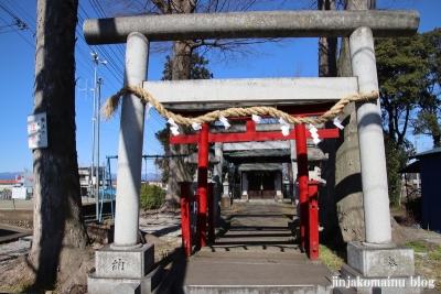 稲荷神社  狭山市狭山2