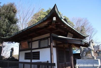 稲荷神社  狭山市狭山10