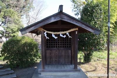稲荷神社  狭山市狭山14