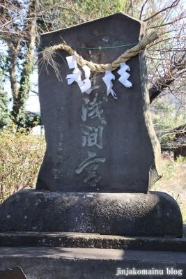 稲荷神社  狭山市狭山11